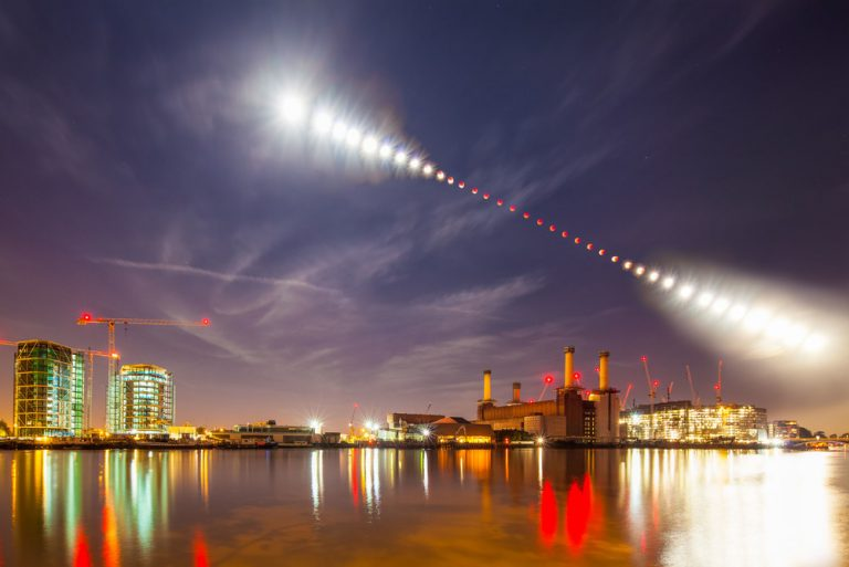 An interview with Clapham photographer and videographer, Charlie Round Turner – working on the exciting Battersea Power Station project