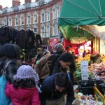 Photographic visit of Brixton Market