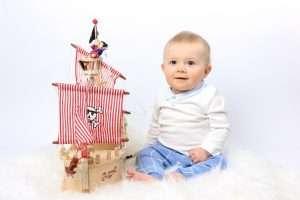 Baby photographer in London