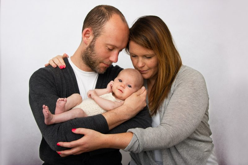 Newborn baby photo shoot, Wandsworth photographer
