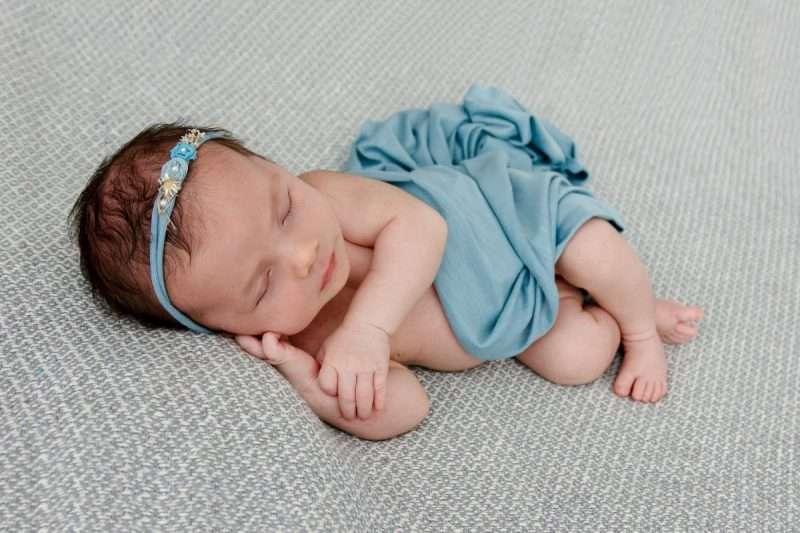 Newborn photo shoot, Tooting Bec