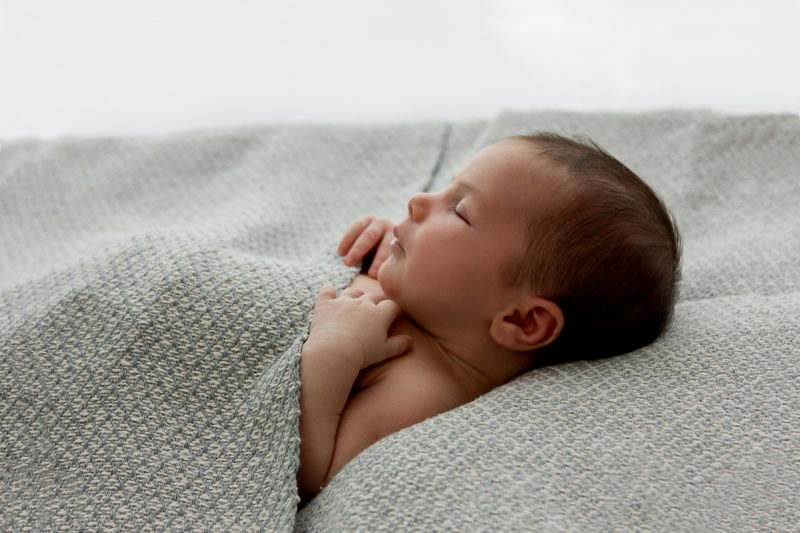 Newborn photo shoot, Tooting Bec
