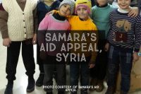 Photography party, Tooting Bec for Syria