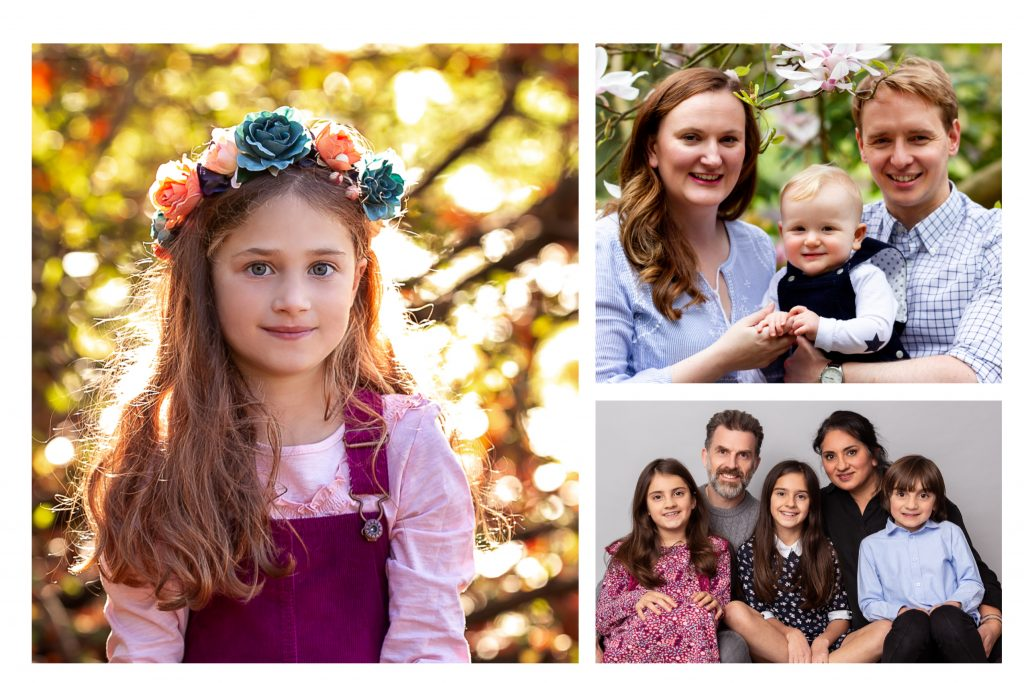 Weekend family photo shoots in June and July, Tooting photographer
