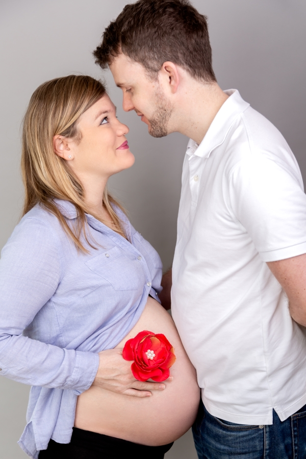 Pregnancy photo shoot, London photographer
