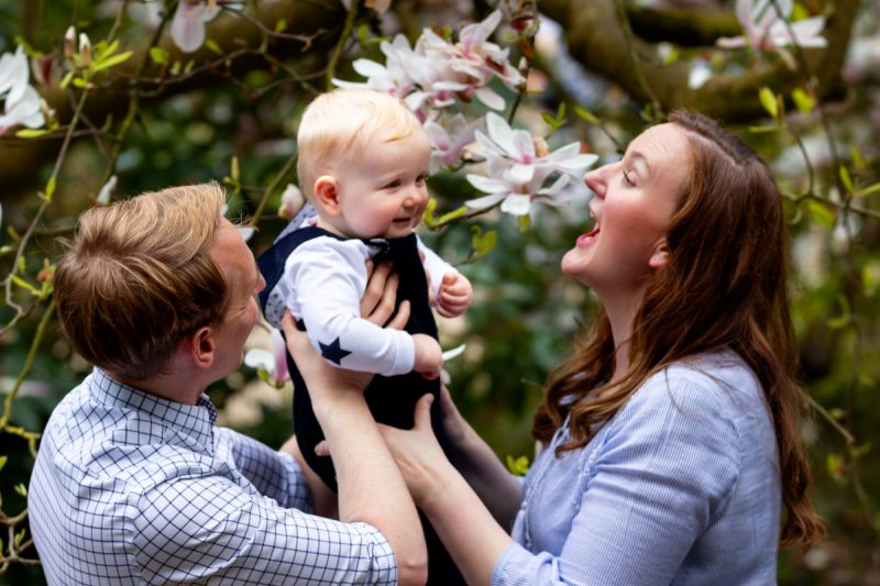Weekend family photo shoot, June & July, Tooting photographer