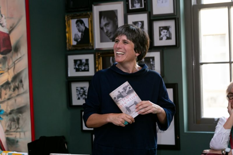 Two book launches in Islington, London photographer