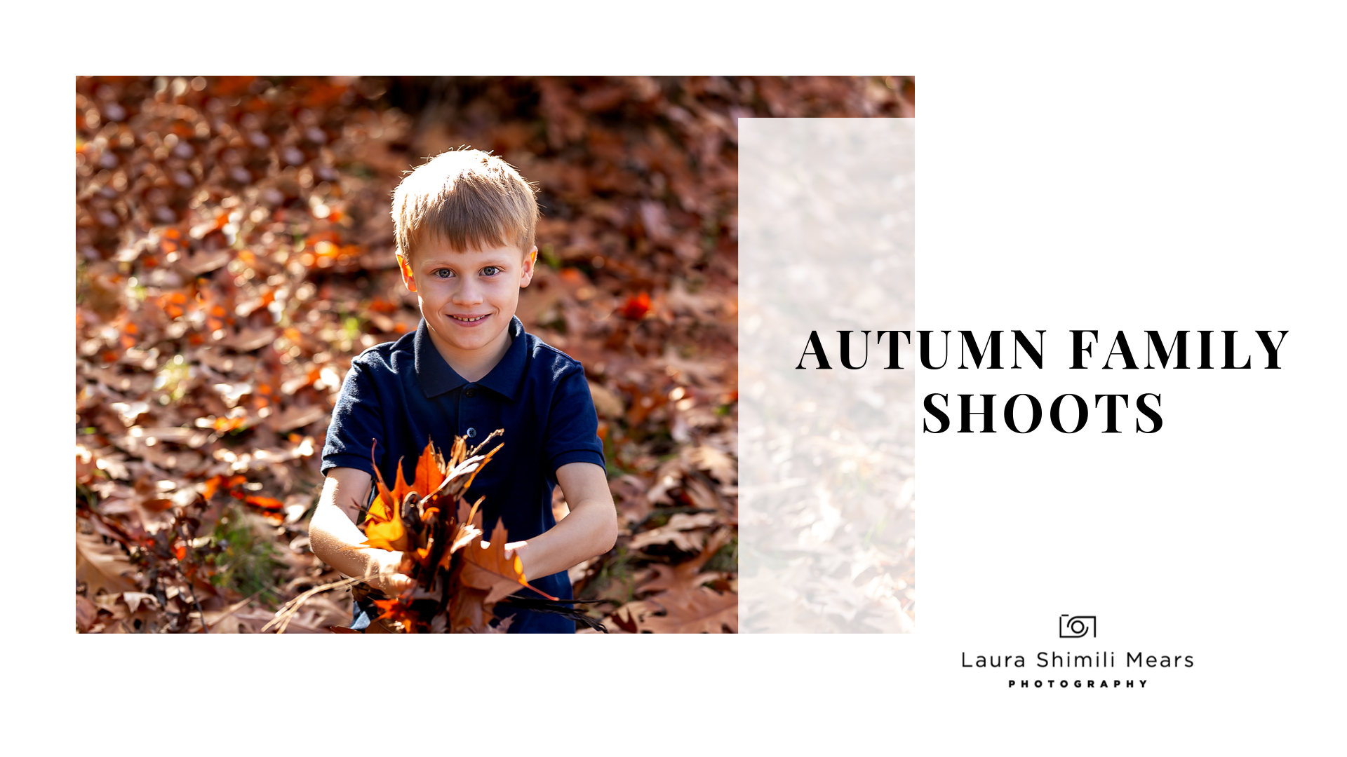 Autumn family photoshoot, London photographer now booking