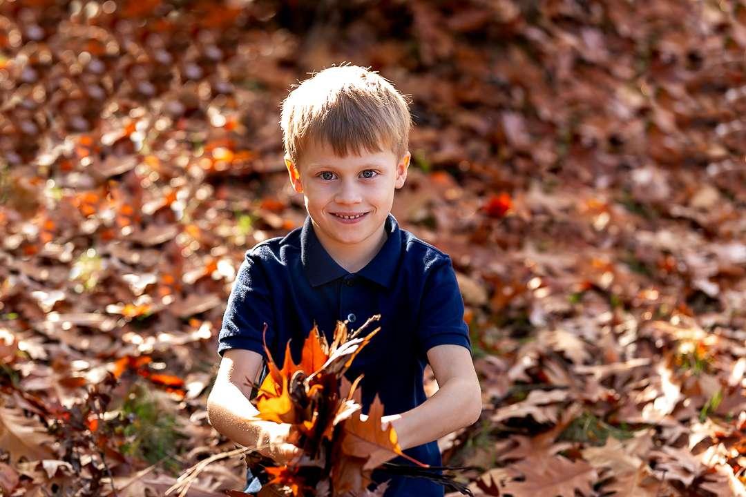 Autumn family photoshoot, London photographer now booking