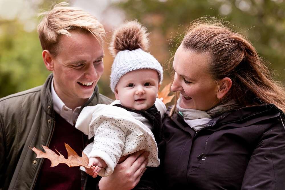 Baby photographer, London