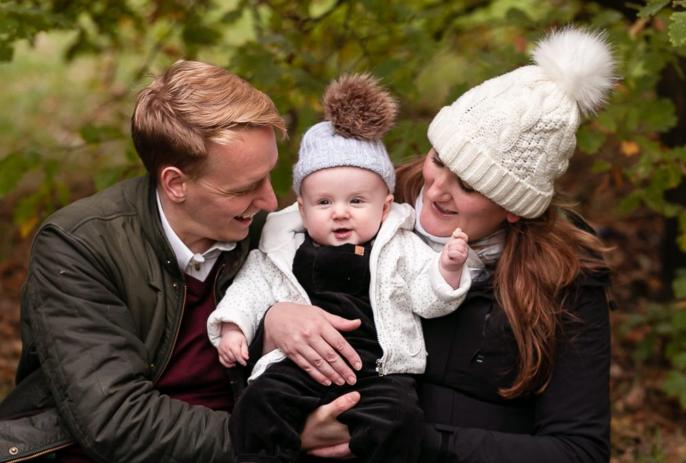 From maternity to a family of two, Tooting Photographer