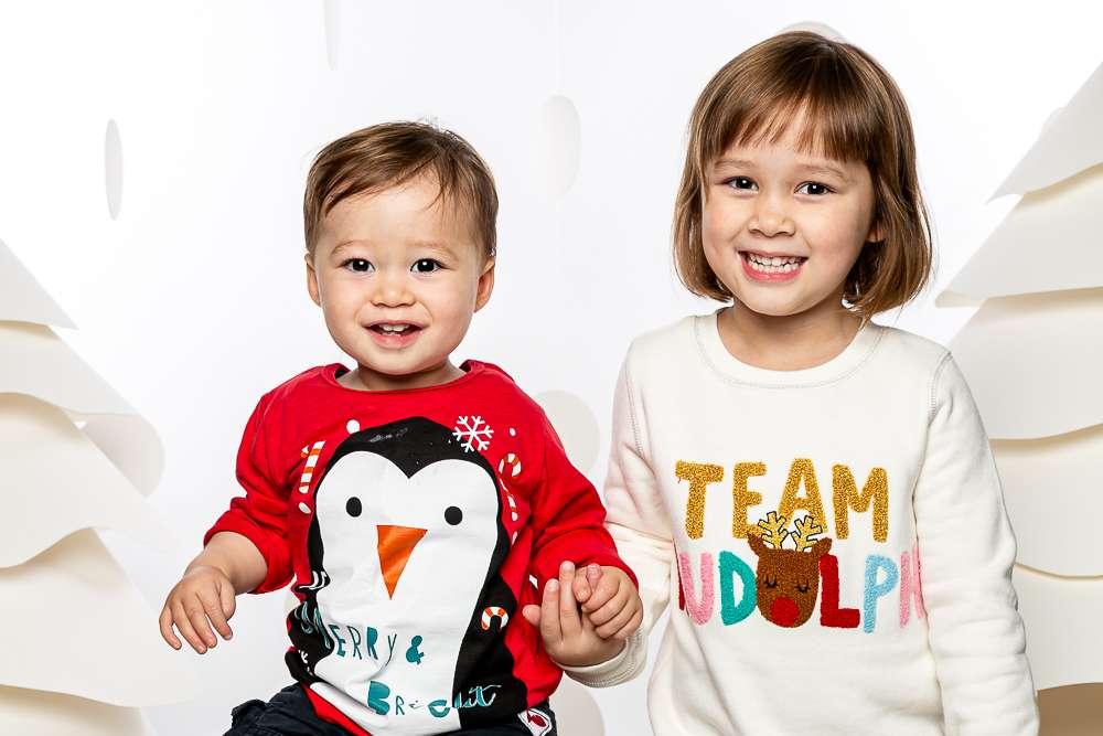 Christmas Family Photoshoot, London Photographer