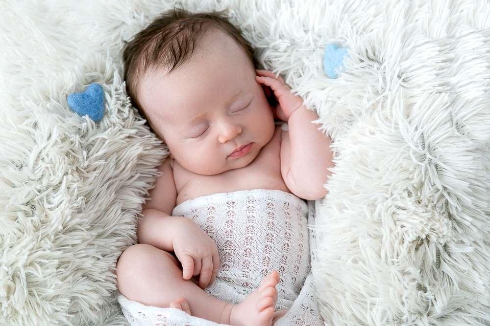 Newborn photographer, London