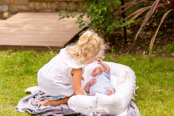 Newborn & family doorstep photographs, Tooting, South West London