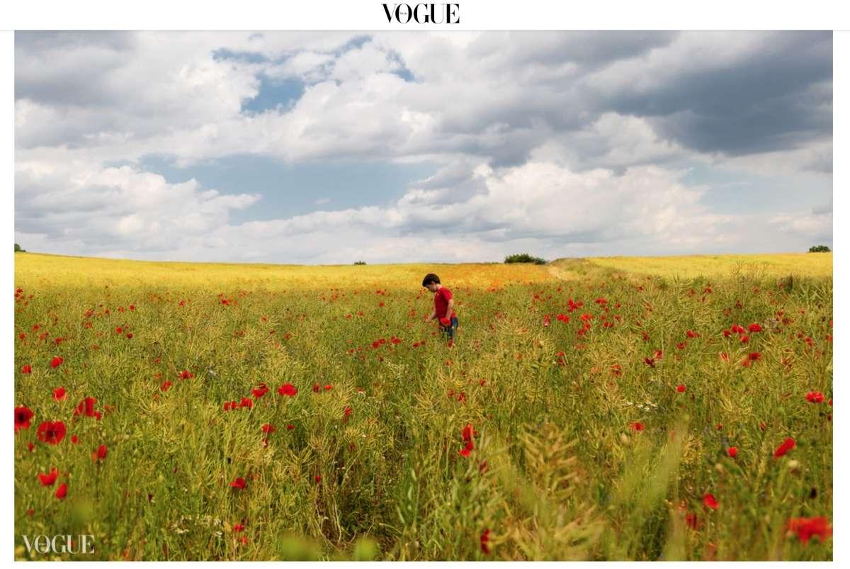 Vogue Italia, Laura Shimili Mears Photography