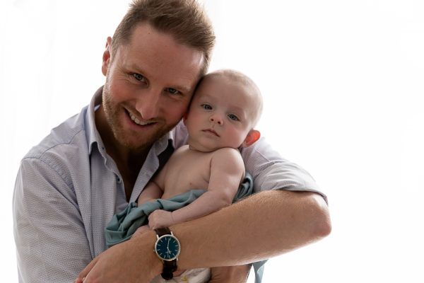 Father's Day photoshoot voucher, London Dads the special men in your life
