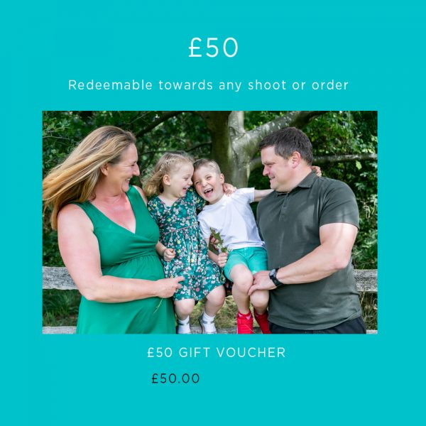 Photo Shoot Voucher, Tooting Photographer