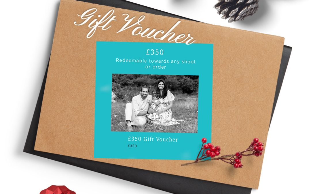 Photography Gift Vouchers, Tooting Photographer