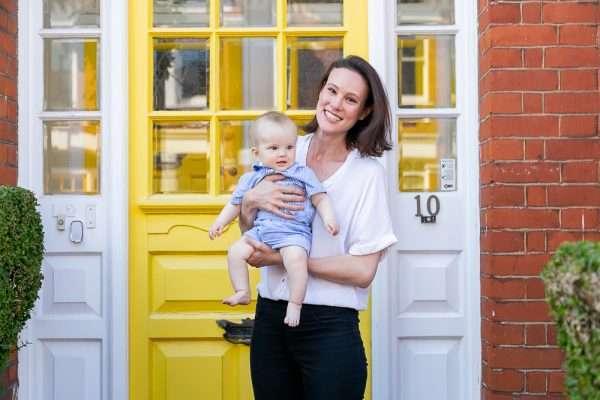 Doorstep Photographs for St George's Hospital Charity through