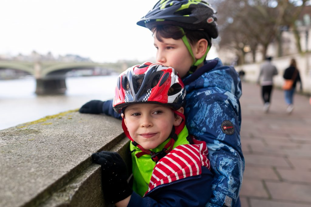 Cycling with Kids in South West London
