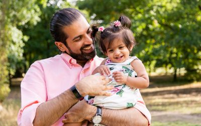 Father's Day photoshoot, to celebrate your happy moments