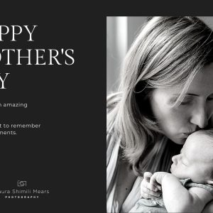 Mother's Day Photoshoot Voucher, London Photographer