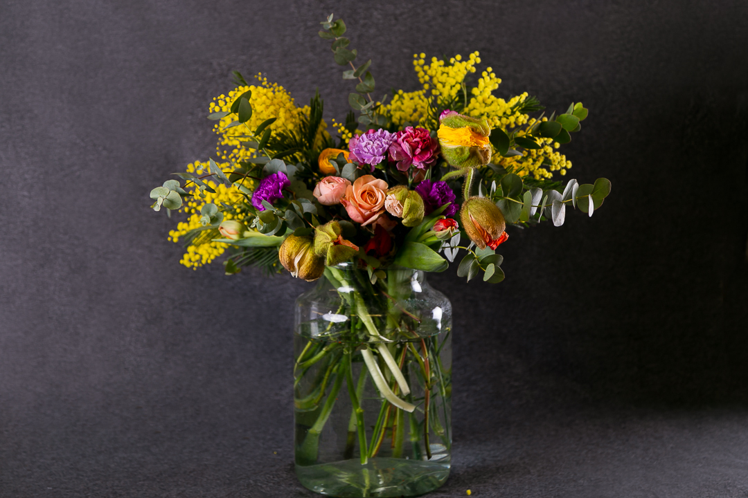 Flowers, product photography, London photographer