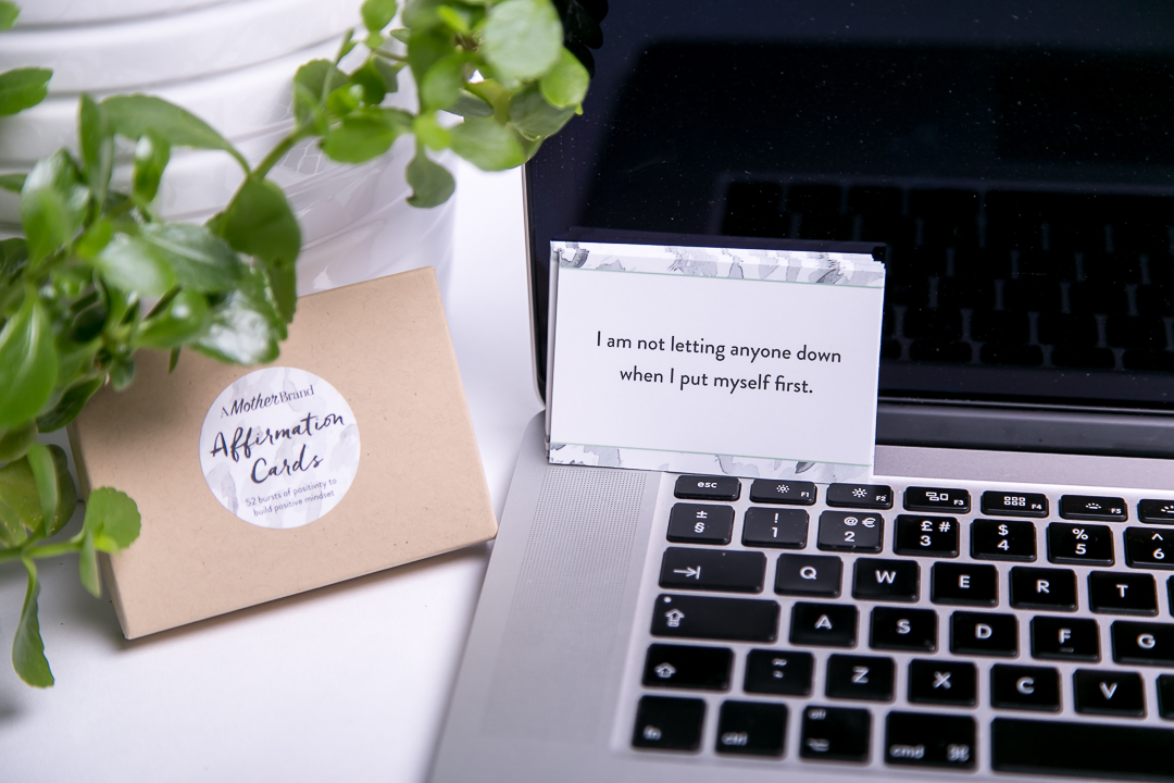 Affirmation Cards, product photography, London photographer