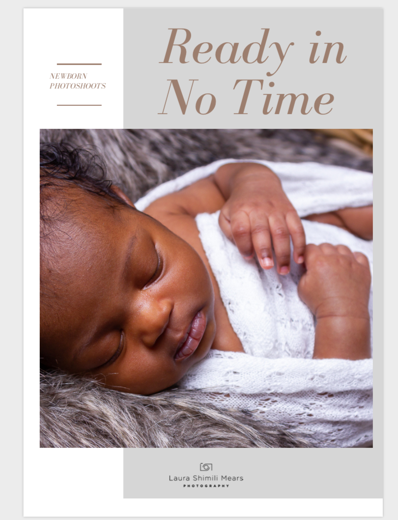Newborn & family photography, South West London