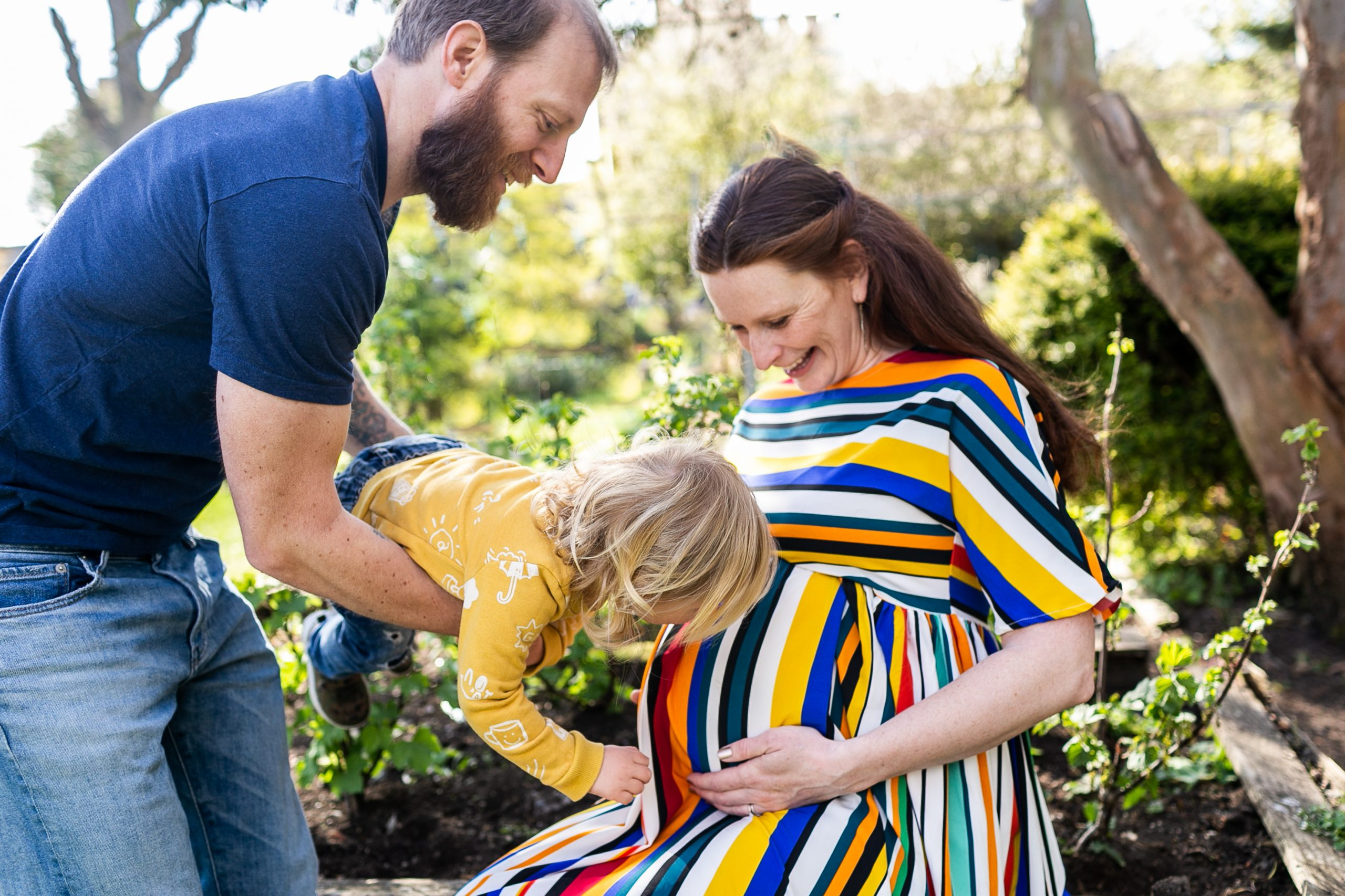 Family photoshoot, Tooting Photographer