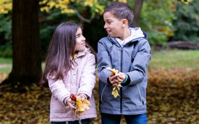 Autumn Family Photoshoot, let's make the most of being outdoors this autumn!