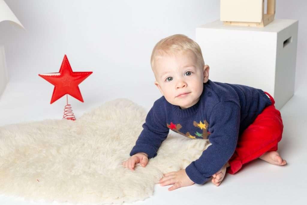 Christmas Family Photoshoot 2021, London Photographer